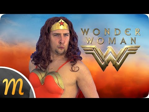 SON SUPER POUVOIR ? LIGNORANCE - WONDER WOMAN