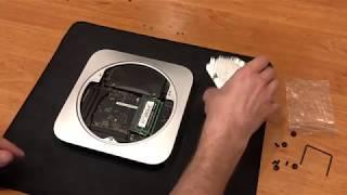 апгрейд Mac mini Late 2012 (A1347)/ Upgrade Mac mini Late 2012 (A1347)