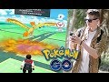 Catching a Brand New Legendary in Pokemon GO