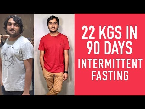 Cure Type 2 Diabetes  | Weight Loss | 22kgs-90 Days | Intermittent Fasting | Keto