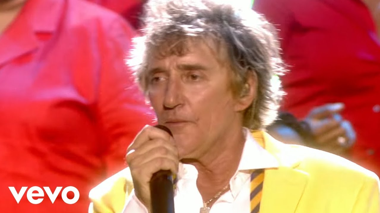 Rod Stewart Sailing From One Night Only Rod Stewart Live At Royal Albert Hall Youtube