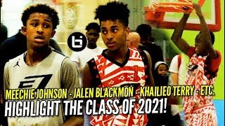 Check out the next wave of HS freshman led by Meechie Johnson, Jale...