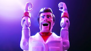 """TOY STORY 4 """"Duke Caboom"""" Clip"""