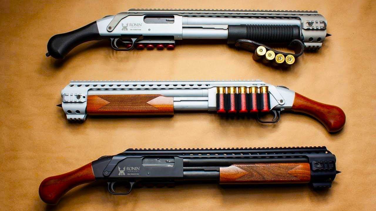 Download TOP 5 BEST SHOTGUN FOR HOME DEFENSE & SELF DEFENCE