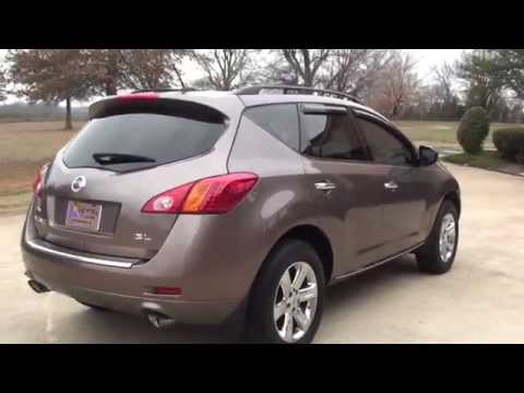 HD VIDEO 2009 NISSAN MURANO SL LEATHER PREMIUM USED FOR SALE SEE WWW SUNSETMOTORS COM