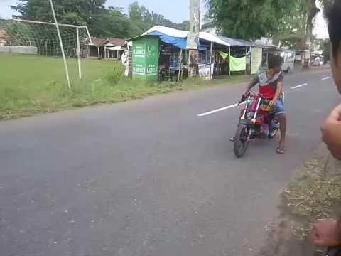 Setting Satria Fu (piston Kawasaki Bos)