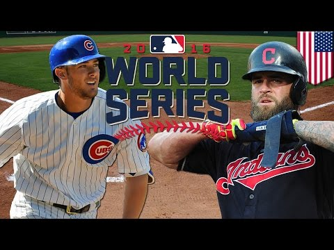 World Series 2016: Cubs and Indians go for the glory in the World Series -- TomoNews