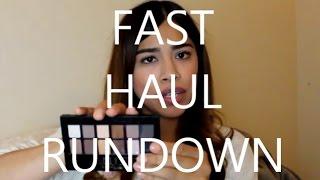 Fast Haul Rundown Thumbnail
