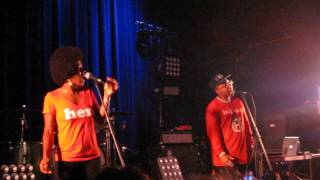 THEESatisfaction - Bitch - Live at The Blue Note 2015