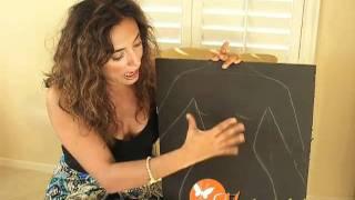 Como vestirse de acuerdo a tu figura por Soraya Menchaca para Mujersísimas.com Belleza