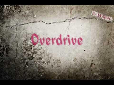 Katy Rose - Overdrive Lyrics