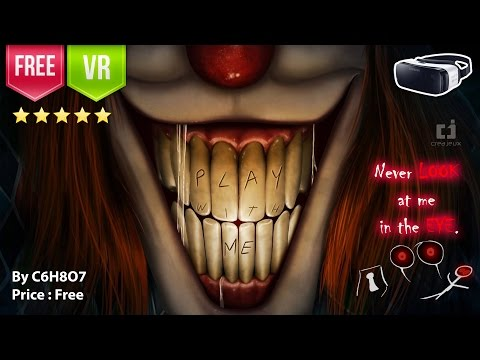 Play With Me for Gear VR  - Never Look at me in the EYE. Scary! (Free)
