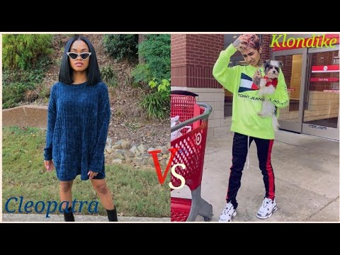 Teo's Girlfriend (Cleopatra) vs Ayo's Girlfriend (Klondike) - Who Is The Most fashionable? – 2018.