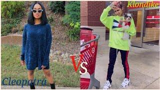 Teo's Girlfriend (Cleopatra) vs Ayo's Girlfriend (Klondike) - Who Is The Most fashionable? – 2018.