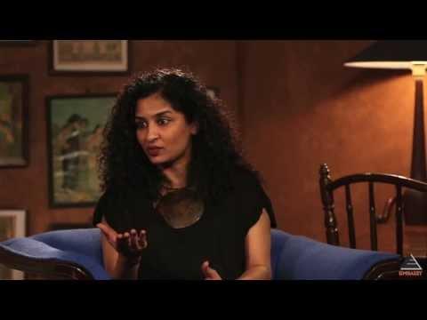 Gauri Shinde at Conversations with Namu Kini