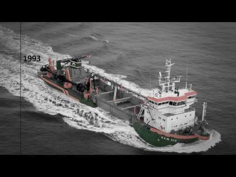 IHC Beagle® trailing suction hopper dredger