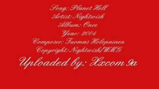 nightwish planet hell cd version high quality with lyrics