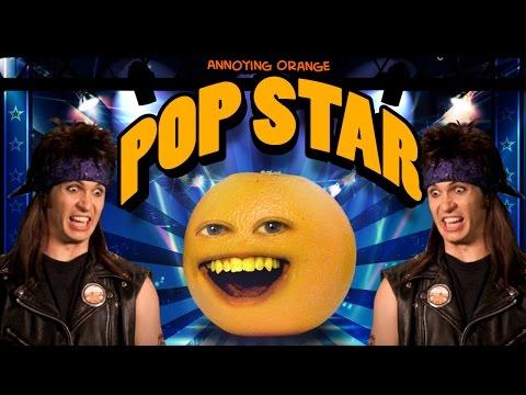 Annoying Orange HFA - Pop Star
