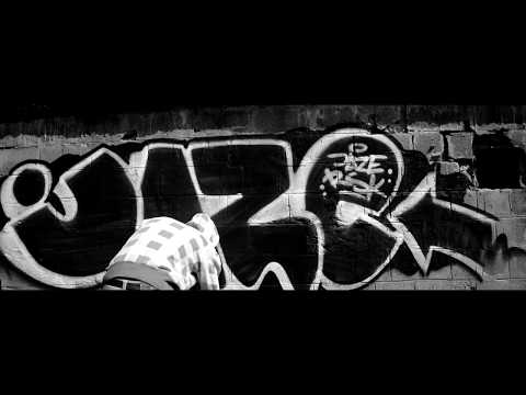 Graffiti - Jaze - Black And White