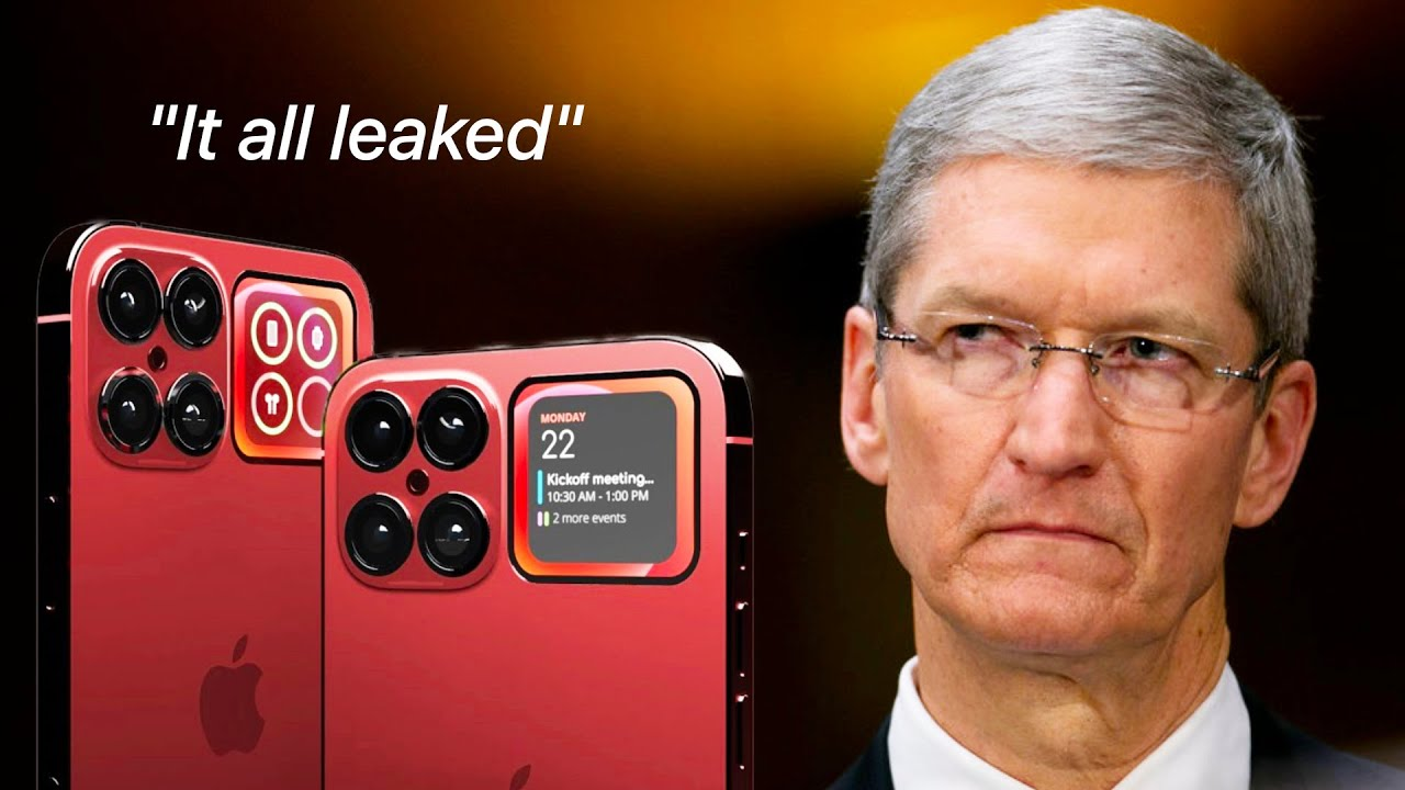 How WWDC leaks the iPhone 13