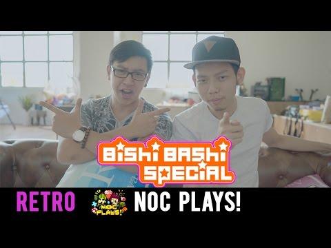 NOC Plays Bishi Bashi (Sikeen vs Julian)