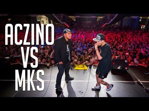 BDM Deluxe 2016 / Semifinal / Aczino vs MKS