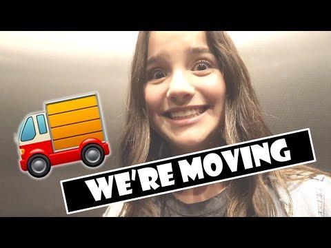 We're Moving! 🚚 (WK 387.3)   Bratayley