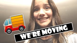 We're Moving! 🚚 (WK 387.3) | Bratayley