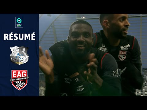 Amiens Guingamp Goals And Highlights