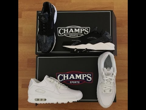 best loved e8680 7a989 KoF Mailbox  Nike Air Max 90 Leather and Nike Air Huarache