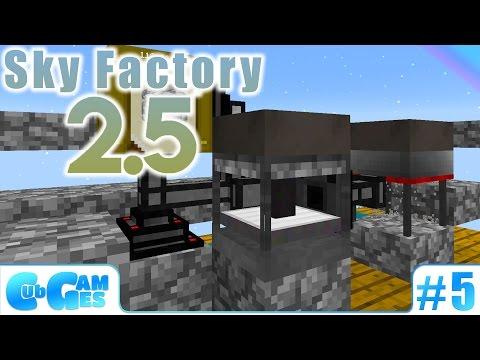 Automated Hammer & Sieve | Sky Factory 2.5 | #5