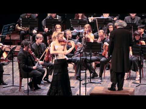 Wolf-Ferrari - Serenade - Concerto per violino op. 26 - Laura Marzadori - Marco Zuccarini - OCF
