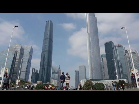 CHINA | Visitar Guangzhou (Parte 1 - Sobrios)
