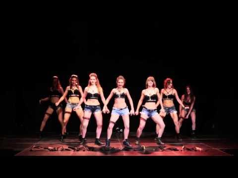 Pop Up Dance Team   Победители 1st Moscow Reggaeton Festival
