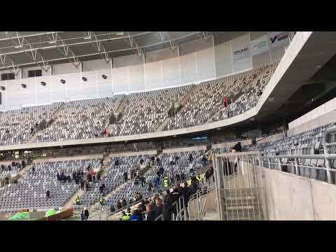 DFG vs Peking Ultras på Tele2 Arena