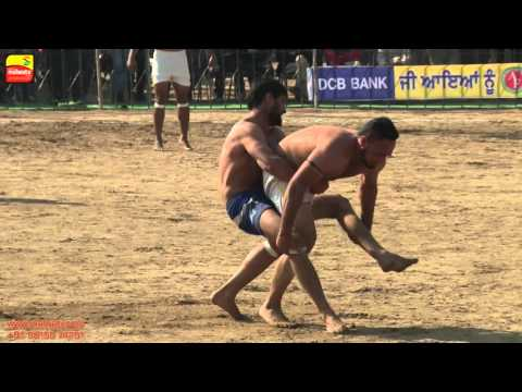 JAGRAON (Ludhiana) || KABADDI CUP - 2015 || OPEN PRELIMINARY ROUNDS || Part 2nd.