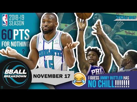 Jimmy Butler Big Three Ruins Kemba Walker's 60