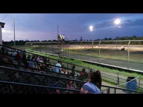 Gulf Coast Speedway 7/8/17 Sportsman 600 Sprint