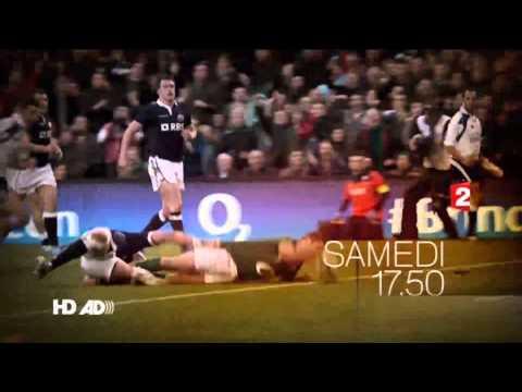 Ba France Irlande Samedi 17h50 France 2    tournoi des 6 Nations Rugby poster