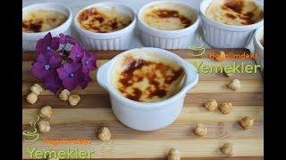 Sadece 3 Ana Malzemeyle Nişastasız,Yumurtasız Sütlaç Tarifi/ En lezzetli Fırın Sütlaç