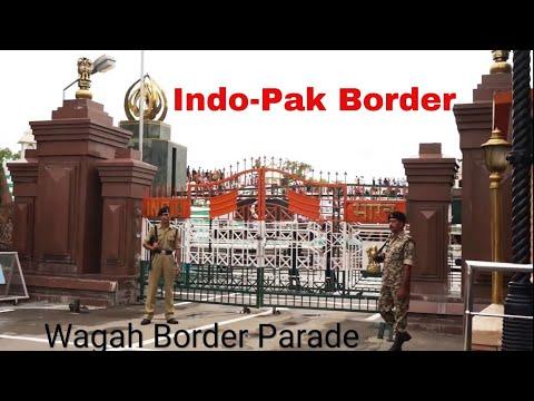 Independence Day Special Parade at Wagah Border 15 August 2018 || AMRITSAR || Atari Border India.