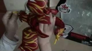 Bakugan Bakumorph Neo Dragonoid Review