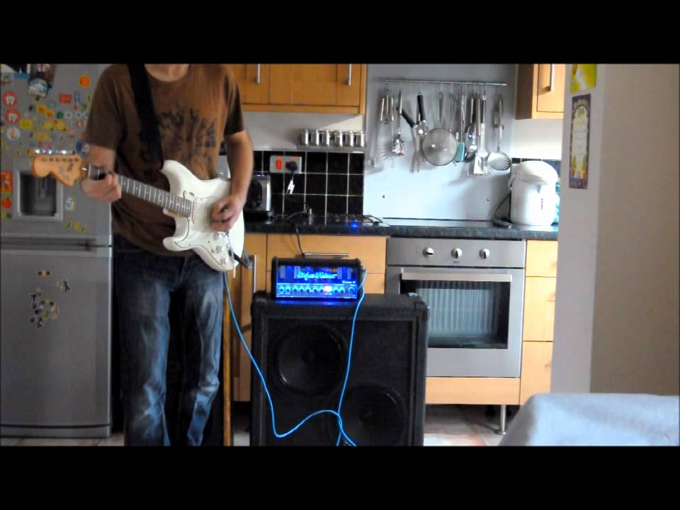 rockin 39 in the kitchen with hughes and kettner tubemeister youtube. Black Bedroom Furniture Sets. Home Design Ideas