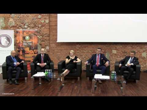 """Narodowy Kongres Rodziny w Łodzi - """"Rodzina a samorząd"""" - panel"""