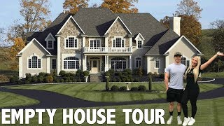 EMPTY HOUSE TOUR | KELLY STRACK