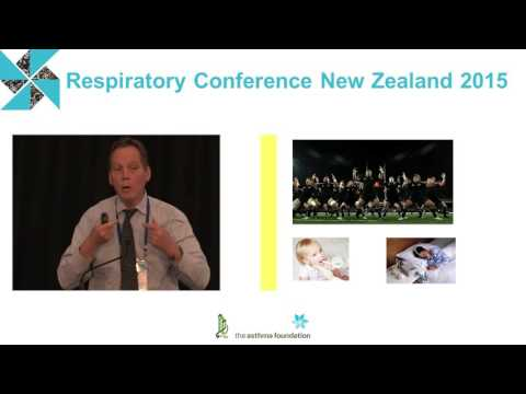 Alister Neill: Obstructive sleep apnoea  I  New Zealand Respiratory Conference 2015