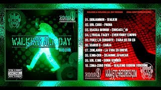 Mario B - Ganja (Walking All Day Riddim)