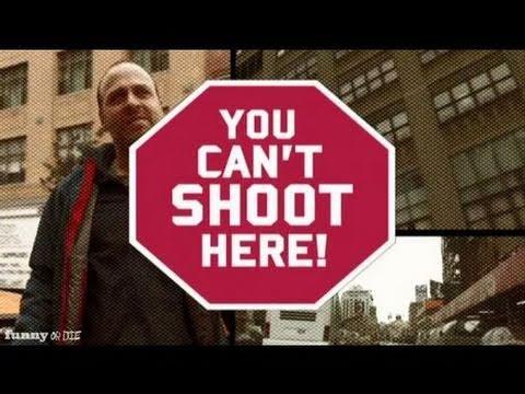 Jon Benjamin Has A Van: You Can't Shoot Here