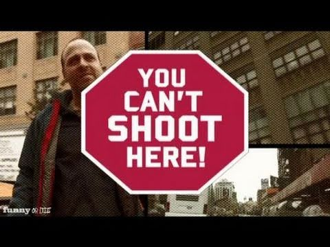Jon Benjamin Has A Van: You Can't Shoot Here