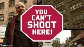 jon benjamin has a van you can t shoot here